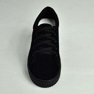 ninaKpilo sendero black zapatos para niña y mamá 100% mexicanos